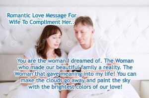 Love Message For Wife