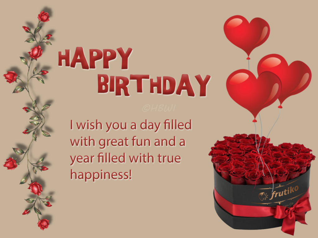 heart touching birthday wishes for special person