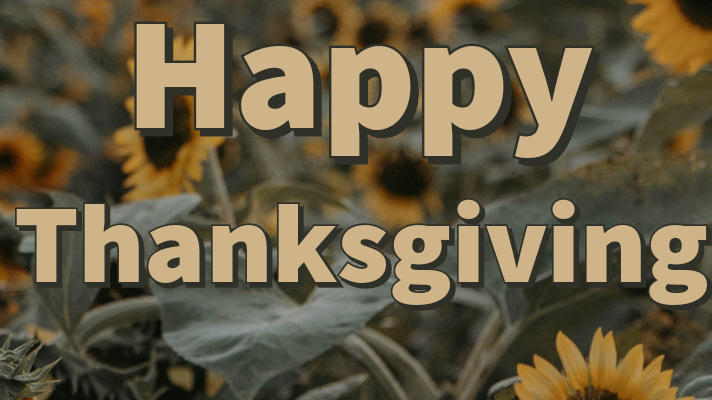 Happy Happy Thanksgiving Messages
