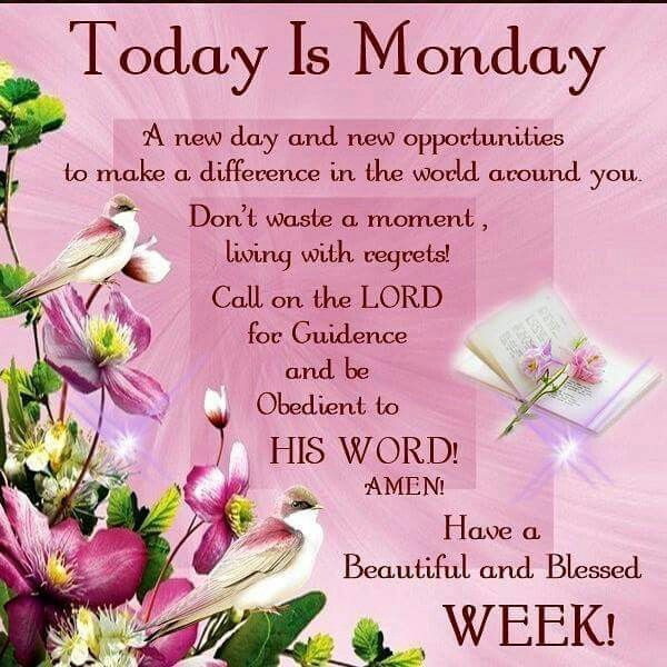positive good morning monday quotes