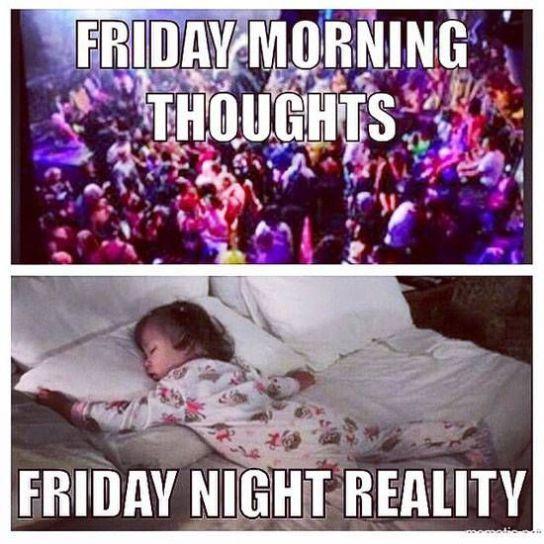 Reality Friday Night Memes