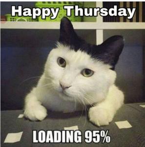 Funny Thursday Meme For Students