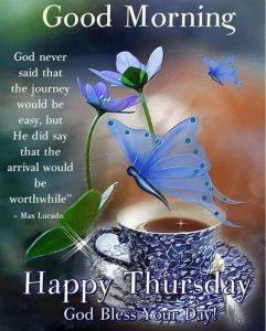 Good Morning Happy Thursday