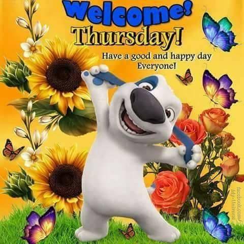 Good Morning Thursday Meme