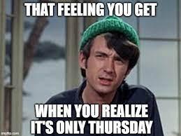 That Thursday Feeling