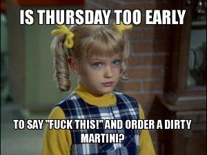 Thirsty Thursday Meme Dirty