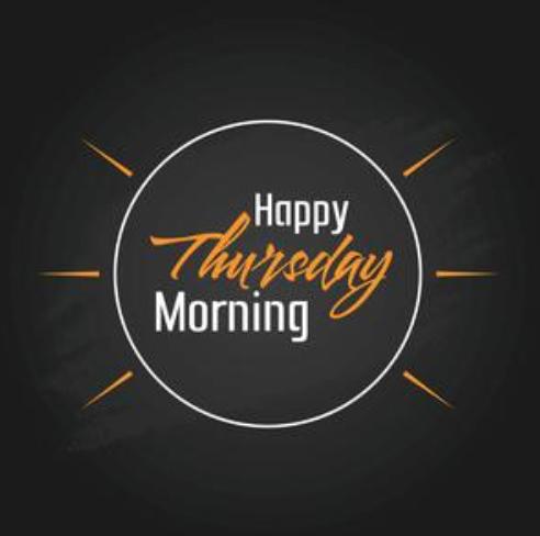 Thursday Morning Blessings