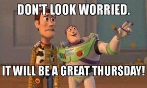 Thursday Meme Funny