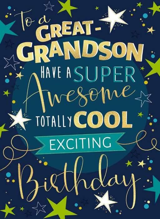 happy birthday grandson poems