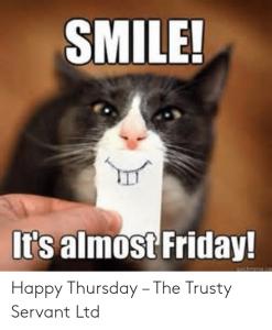Funny Thursday Memes Positive