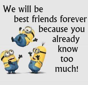 Cute Best Friend Quotes
