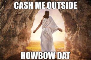 Easter Memes, funny