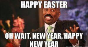 Easter memes 2022