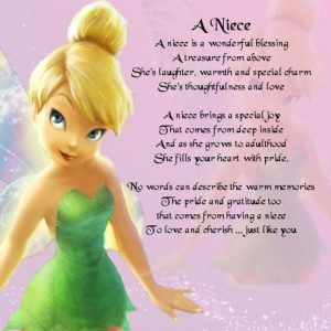 Inspirational Poems For Nieces