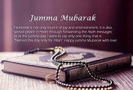 Jumma Mubarak In English