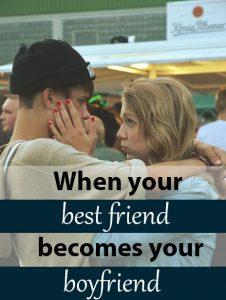 My Boyfriend Is My Best Friend Quotes