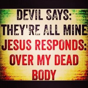Religious Easter memes