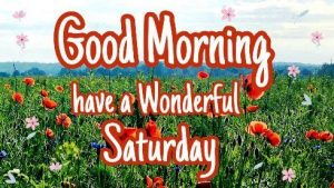 Saturday Blessings Morning Wishes