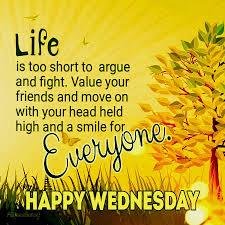 Happy Wednesday Wishes Inspirational