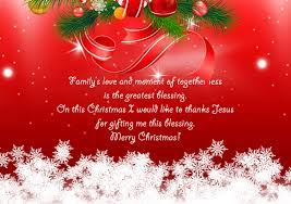 Inspirational Christmas Messages For Friends And Family