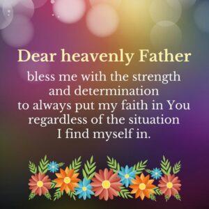 Long Birthday Prayer To Myself