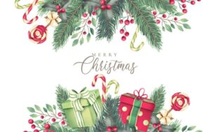 Merry Christmas Messages Text