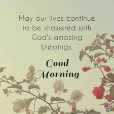 Religious Good Morning Quotes And Text Messages